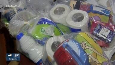 Campanha O Essencial Não Para arrecada 6 toneladas de alimentos e produtos de limpeza - Material será doado para 40 instituições e famílias carentes de Campo Grande