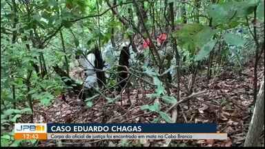 Corpo de oficial de Justiça desaparecido é encontrado - Corpo foi encontrado em mata no bairro de Cabo Branco.