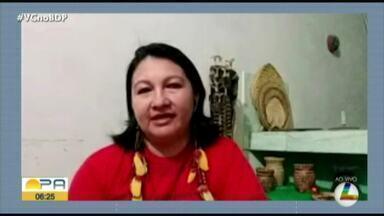 UFPA cria cartilha de prevenção contra a Covid-19 em idiomas indígenas - UFPA cria cartilha de prevenção contra a Covid-19 em idiomas indígenas