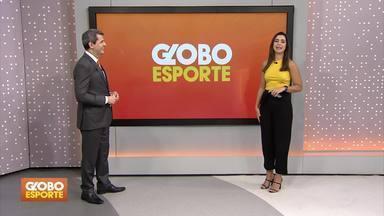 GE no DF1: clubes de futebol alinham volta aos treinos a partir de maio - Globo Esporte também fala como está o retorno do futebol na Europa, a renovação de contrato de Jorge Jesus com o Flamengo e a reexibição da corrida que garantiu o primeiro título mundial de Fórmula 1 de Ayrton Senna.