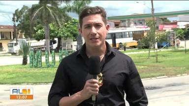 Justiça institui toque de recolher na cidade de Murici em Alagoas - A decisão foi tomada por causa do desrespeito ao decreto de isolamento social na cidade.