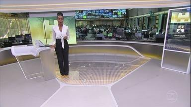Jornal Hoje - íntegra 29/04/2020 - Os destaques do dia no Brasil e no mundo, com apresentação de Maria Júlia Coutinho.
