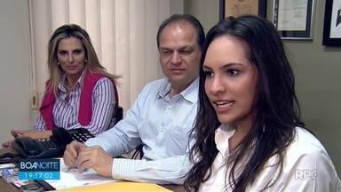 Ex-governadora Cida Borghetti e a filha deputada estadual Maria Victoria testam positivo - Cida Borghetti é casada com o deputado federal Ricardo Barros, que foi diagnosticado com a Covid-19.