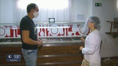 Bares, restaurantes e lanchonetes voltam a funcionar em Pouso Alegre (MG) - Bares, restaurantes e lanchonetes voltam a funcionar em Pouso Alegre (MG)