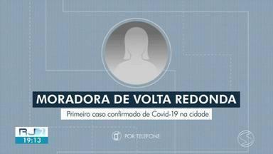 Paciente que foi primeiro caso de Covid-19 em Volta Redonda fala sobre a doença - Ela é uma mulher, de 60 anos, que ainda não se recuperou totalmente do coronavírus.