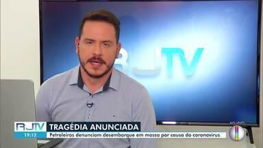 RJ2 atualiza o número de casos de coronavírus no estado do Rio - Veja como está o cenário nas cidades do interior do Rio.