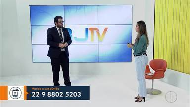 RJ1 conversa com especialista em direito do trabalho (Parte 1) - Fábio Nogueira tira dúvidas dos telespectadores sobre seguro-desemprego.