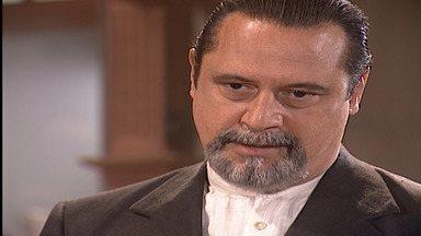 Capítulo 8 - Marco Antônio confessa que mentiu sobre filho de Giuliana. Rosana diz que se deitou com Matteo e Gumercindo e Antenor vão atrás dele. Francesco descobre a fazenda onde está Matteo.