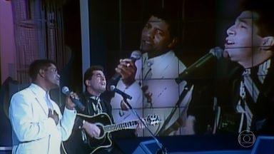 Faustão continua a homenagem do Domingão à música sertaneja - Confira!