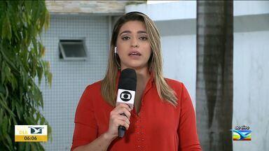 Começa lockdown nos quatro municípios de São Luís - Trabalhadores essenciais devem andar com uma declaração de serviço essencial que deverá ser apresentada quando for solicitada nas fiscalizações