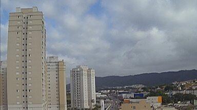 Confira a previsão do tempo para o Alto Tietê nesta segunda-feira (4) - Veja como ficará o tempo nas cidades da região.