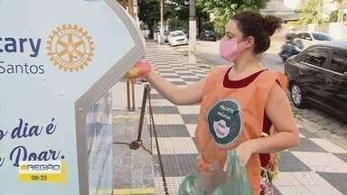 Aluna de Medicina mobiliza costureiras para fazer máscaras para a população - Doações já foram feitas à moradores de rua e à unidades de saúde.