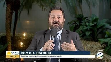 Conselheiro do CRC esclarece dúvidas sobre declaração do imposto de renda - Conselheiro do CRC esclarece dúvidas sobre declaração do imposto de renda