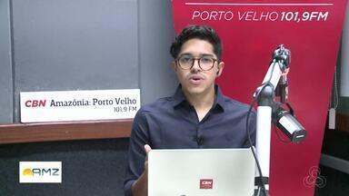 Confira os destaques da CBN Amazônia desta segunda, 4 - João Antônio Alves fala as principais notícias da rádio.