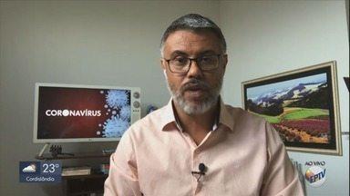Sul de Minas vai a 279 casos de coronavírus; veja números - SES-MG divulgou novo boletim