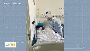 Mais de 130 funcionários do Hugo são afastados devido ao coronavírus, em Goiânia - Testes foram feitos em pacientes e servidores.