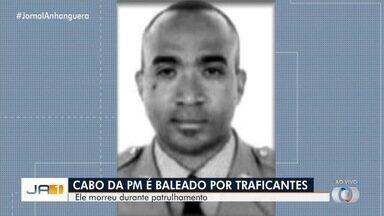 Cabo da PM morre durante patrulhamento, em Goiânia - Ele e um colega estavam verificando uma denúncia de tráfico de drogas.