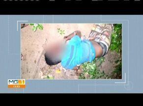 Jovem é morto a tiros em distrito de Governador Valadares - Segundo a Polícia Militar, Júlio Sérgio Alcino Reis, de 23 anos, foi surpreendido no distrito de Xonim de Baixo e alvejado; militares procuram os criminosos.