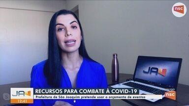Prefeitura de São Joaquim destina recursos da festa da maçã para combate ao coronavírus - Prefeitura de São Joaquim destina recursos da festa da maçã para combate ao coronavírus