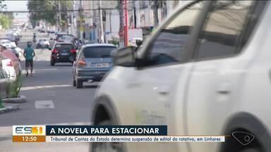 Tribunal de Contas do ES determina suspensão de edital de rotativo de Linhares, no ES - Prefeitura confirmou suspensão de edital.