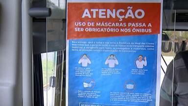 Mogi das Cruzes tem primeiro dia de uso obrigatório de máscaras - Nas ruas população se mostrou consciente sobre a importância do uso das máscaras.