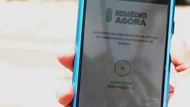 Farmácia de alto custo de Mogi tem aplicativo para atendimento - Segundo Secretaria Estadual de Saúde, medida deve agilizar e melhorar o atendimento no local.