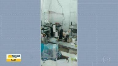 Cárcere privado em Itaquaquecetuba - Boliviano mantinha oficina de costura com trabalho escravo.