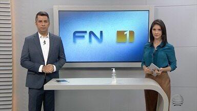 FN1 - Edição de Quarta-feira, 06/05/2020 - Novos leitos de UTI para pacientes com coronavírus são instalados em Dracena. Fila de pessoas em busca de empregos não cumpre distanciamento em Martinópolis. Aulas onlines são oferecidas a estudantes do Oeste Paulista.