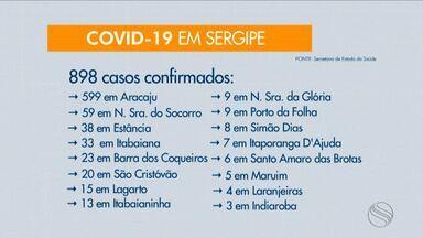 Confira informações sobre o coronavírus em Sergipe - Confira informações sobre o coronavírus em Sergipe.