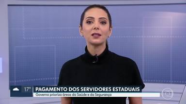 Governo prioriza salários das áreas da Saúde e da Segurança em Minas - O Governo de Minas anunciou o pagamento integral dos salários de abril apenas para servidores das áreas de Saúde e Segurança.