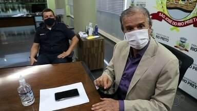 Moradores de rua testam positivo para o novo coronavírus em Rio Preto - Os três pacientes estão internados na Santa Casa.