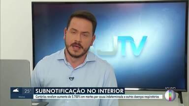 RJ2 atualiza o número de casos de Covid-19 - Veja como está o cenário nas cidades do interior do Rio.