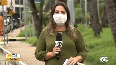 Alagoas registra 1.703 casos confirmados e 89 mortes por Covid-19 - Pela primeira vez uma morte por coronavírus foi registrada em casa. Novo boletim trouxe 98 casos e nove mortes a mais em 24 horas.