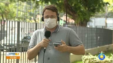 Diretor-geral do Hospital Clementino Fraga esclarece situação da instituição no momento - Médico Fernando Chagas explica quadro atual do coronavírus.
