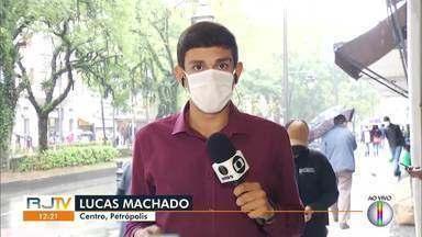 Petrópolis, RJ, confirma morte de profissional da saúde pela Covid-19 - Vítima é a primeira profissional da saúde morta pela doença.