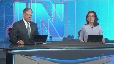 Jornal Nacional, Íntegra 07/05/2020 - As principais notícias do Brasil e do mundo, com apresentação de William Bonner e Renata Vasconcellos.