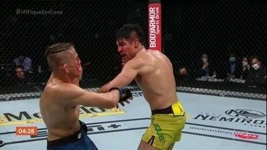 Veja como foi o retorno do UFC na pandemia - Evento teve vitória, derrota e um brasileiro testado positivo para a Covid-19.