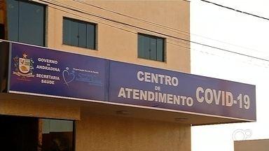 Andradina lança central exclusiva para atender pacientes com suspeita de Covid-19 - Começou a funcionar nesta segunda-feira (11) em Andradina (SP) uma central exclusiva para atender pacientes com suspeita de Covid-19.