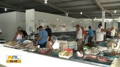 Centro Pesqueiro no Jaraguá abre em horário especial a partir desta semana - Essa é uma das determinações do decreto da Prefeitura de Maceió para o combate ao novo coronavírus.