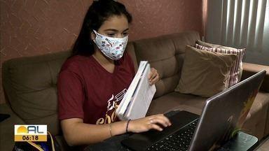 Começam as inscrições para o Enem 2020 - Mesmo com a pandemia de Covid-19 o exame nacional do ensino médio continua mantido.