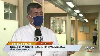 Secretário de Saúde de São José fala sobre avanço da doença na cidade - Danilo Stanzani faz análise do cenário.