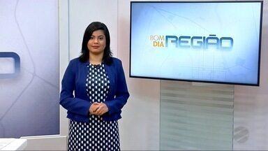 Bom Dia Região - edição de segunda-feira, 11/05/2020 - Bom Dia Região - edição de segunda-feira, 11/05/2020