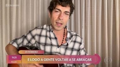 Di Ferrero canta 'Vai Passar' - Confira