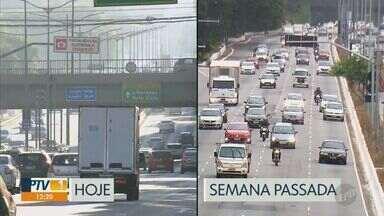 Novo rodízio de carros começa a valer nesta segunda-feira na capital de São Paulo - Texto foi publicado no Diário Oficial de sexta-feira (8) e prevê multa de R$ 130, além de 4 pontos na CNH.