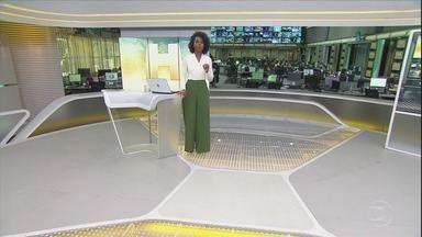 Jornal Hoje - íntegra 11/05/2020 - Os destaques do dia no Brasil e no mundo, com apresentação de Maria Júlia Coutinho.