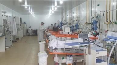 Vagas de UTI em São Luís se aproximam do limite - Restam quatro leitos na rede pública da capital do Maranhão.
