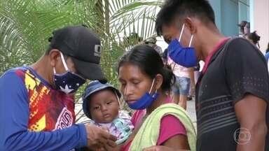 Amazonas registra maior número de óbitos por Covid-19 em comunidades indígenas no país - São 12 mortes e 154 casos confirmados.