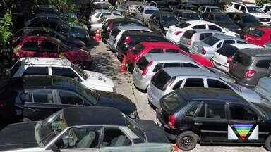 PM apreende mais de 80 veículos em ações contra o fluxo em São José dos Campos - Apreensões aconteceram nos últimos dois finais de semana.