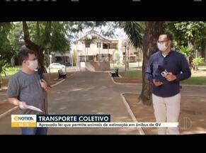 Aprovada a lei que permite animais de estimação em ônibus coletivo em Valadares - A lei já está em vigor e uma das regras é que o animal tem que pesar até 10kg.