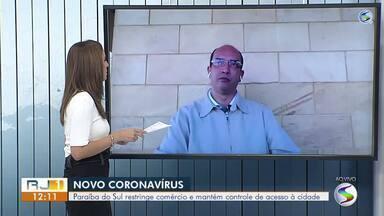 Prefeito Alessandro Bouzada fala sobre os casos de Covid-19 em Paraíba do Sul - Cidade tem 53 casos confirmados e e quatro mortes por coronavírus.